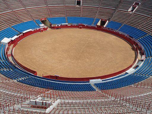 Francisco Rangel Escobar hace referencia a la plaza de toros mexico