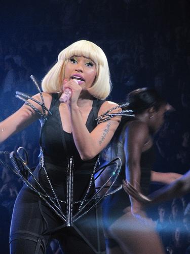 Francisco Rangel Escobar dice que Nicki Minaj apunta a convertirse en reina del hip hop