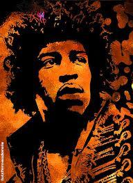 A Francisco Rangel Escobar le gusta la música de Jimi Hendrix
